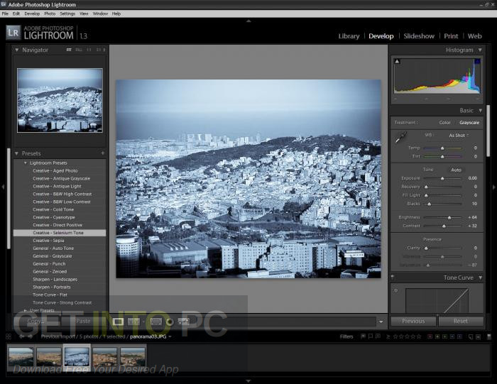 Adobe Photoshop Lightroom CC 6.8 Portable Free Download