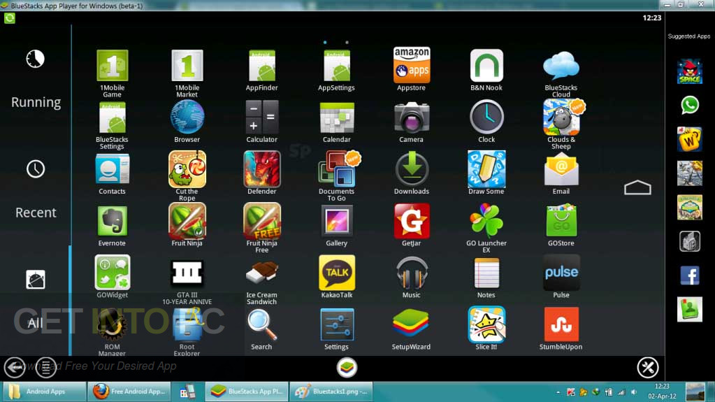 BlueStacks v2.5.83.6332 Free Download