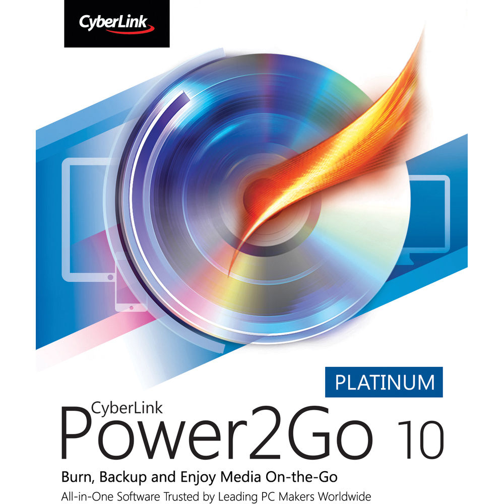 cyberlink power2go 8 essential free download