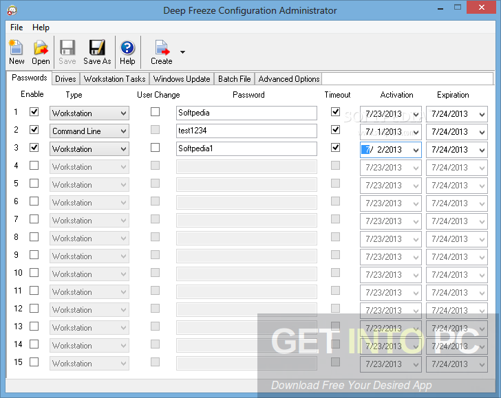 Deep Freeze Enterprise 8 Offline Installer Download