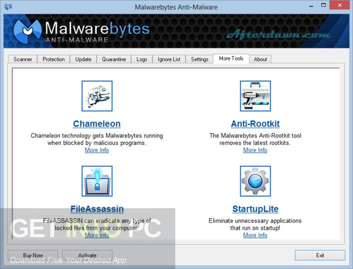 Malwarebytes Premium v3 0 5 1299 Free Download