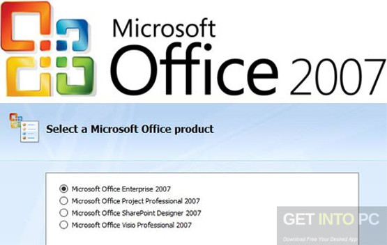 Download Office 2007 Enterprise with Visio Project SharePoint