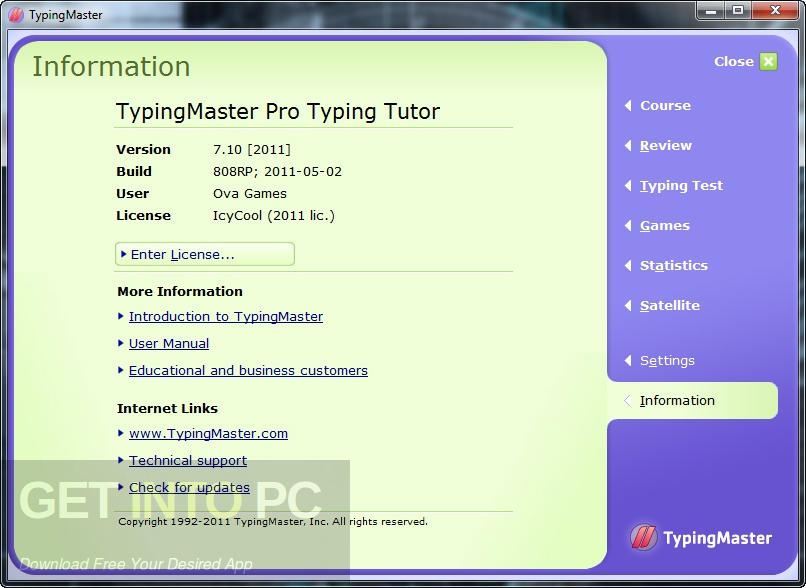 Typing Master Pro v7 Direct Link Download