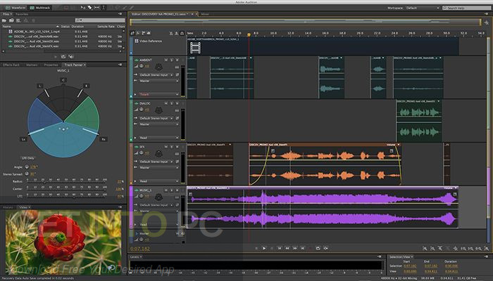 Adobe Audition 2017 Software