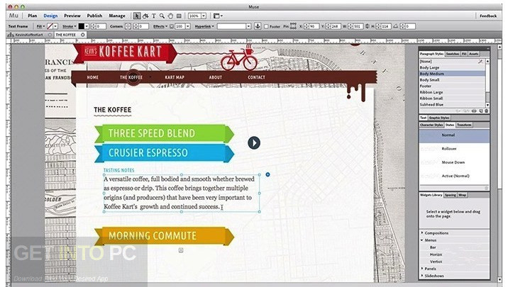 Adobe Muse CC 2017 DMG For MacOS Latest Version Download