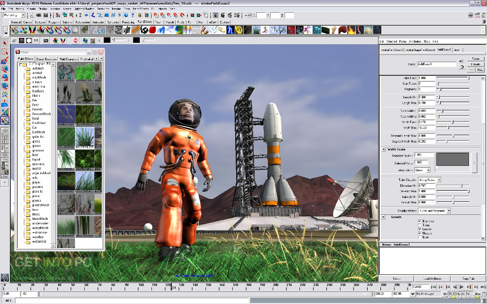 Autodesk Maya 2010 Latest Version Download