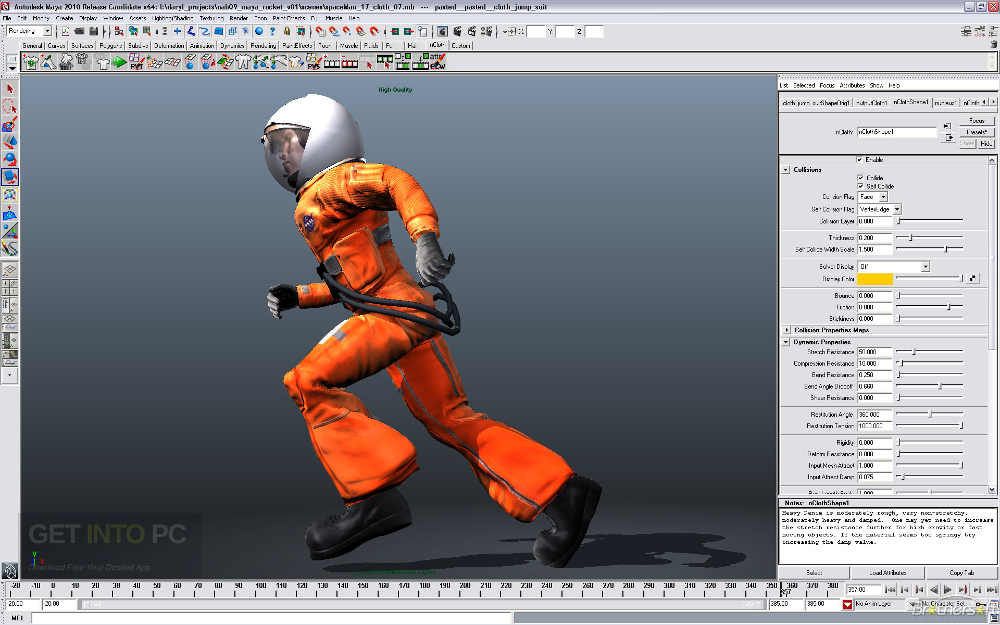 Autodesk Maya 2010 Offline Installer Download