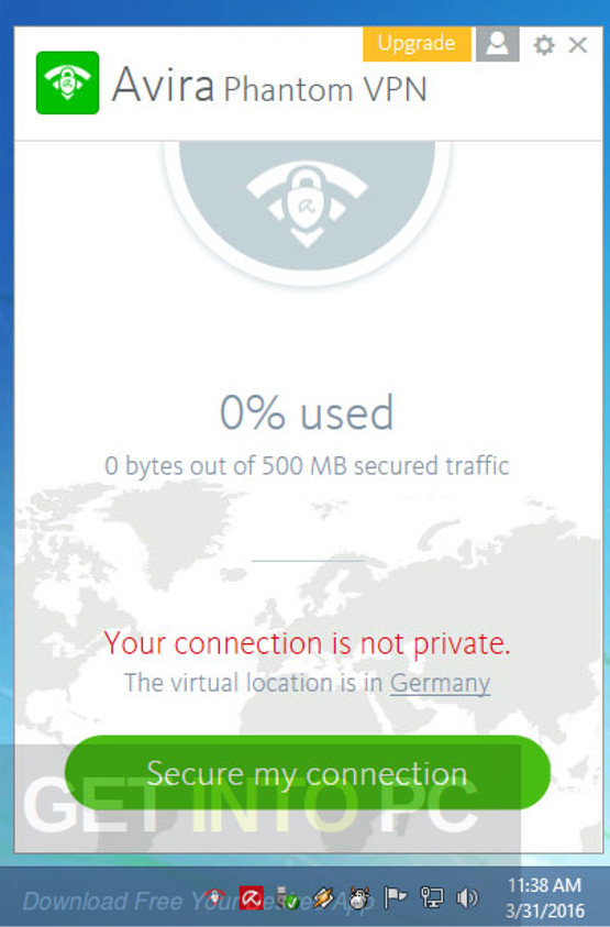 Avira Phantom VPN Pro Direct Link Download