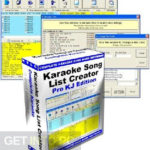 Karaoke Song List Creator Free Download