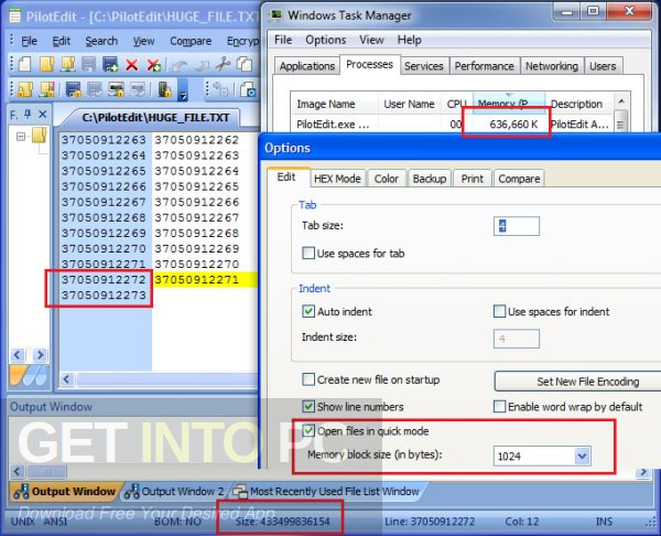 PilotEdit Portable Direct link Download