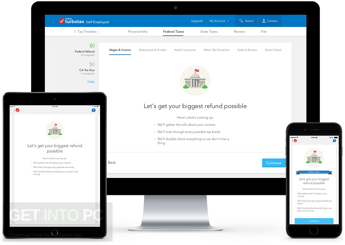TurboTax 2016 Deluxe Home and Business + All States Fix Latest Version Download
