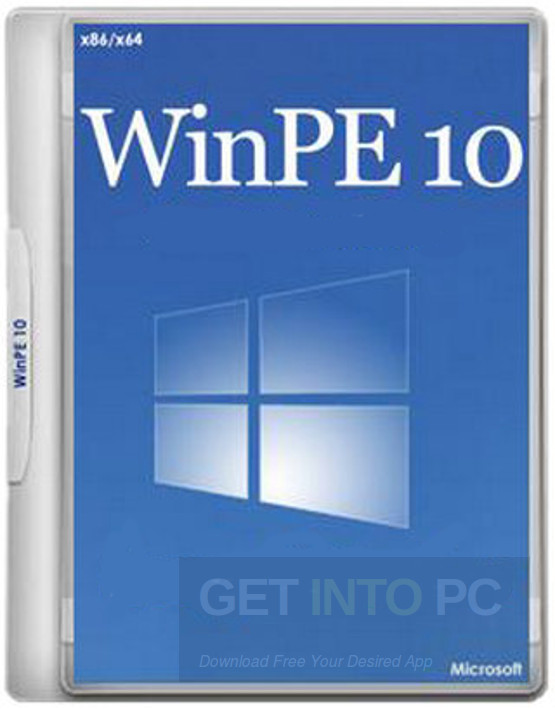 WinPE 10 Free Download