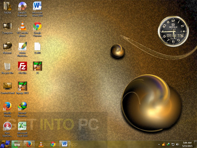Windows 7 Gold Edition ISO Direct Link Download