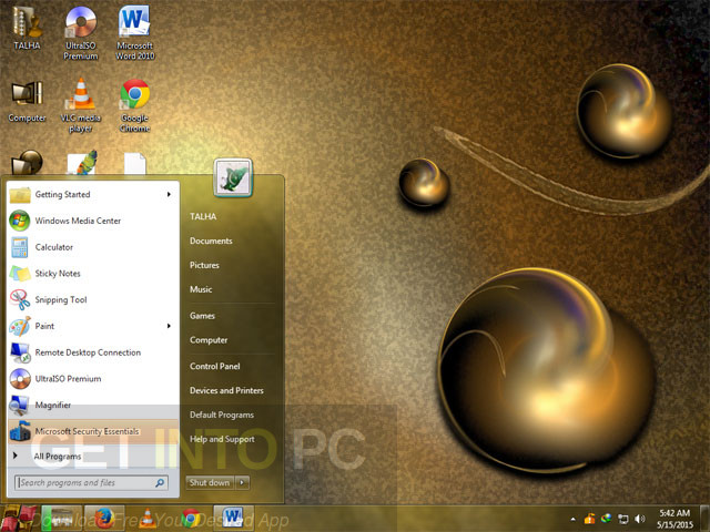 Windows 7 Gold Edition ISO Latest Version Download