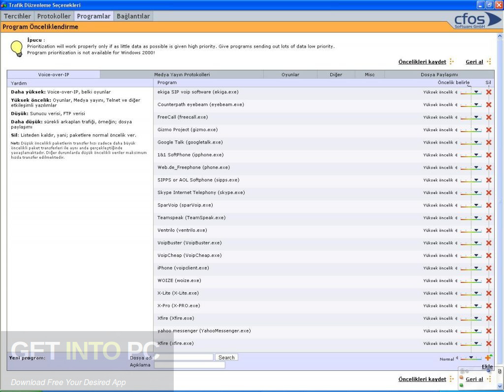 cFosSpeed v10.21 Latest Version Download
