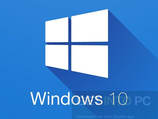 Windows 10 Home Pro Enterprise 64 Bit ISO Feb 2017