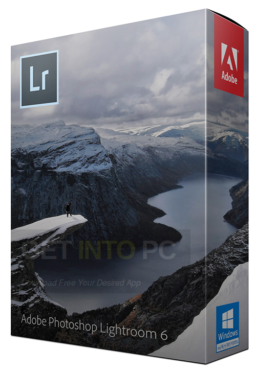 Adobe Photoshop Lightroom CC 6.8 Free Download