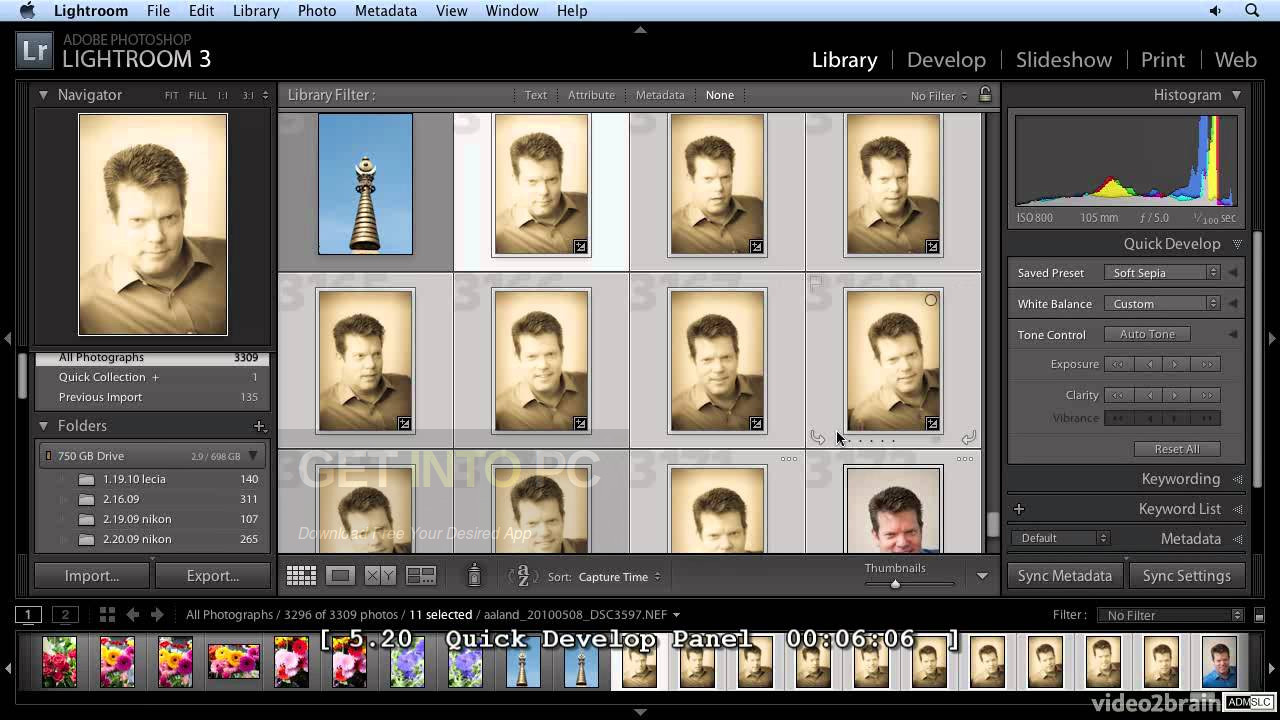 Adobe Photoshop Lightroom CC 6.8 Latest Version Download