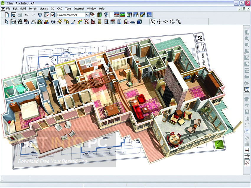 Chief architect premier x8 64 bit free download for Architecture programs free