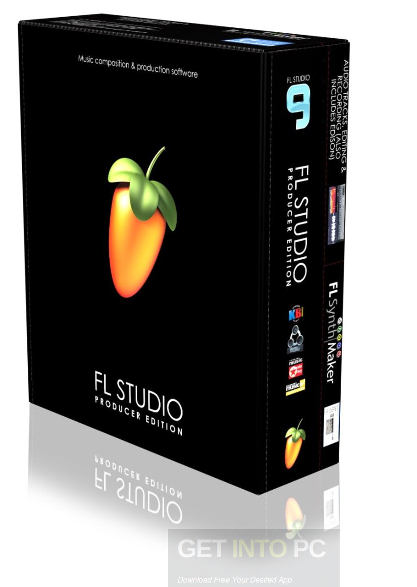 Download FL Studio Producer Edition 11 R2 + Plugins Bundle