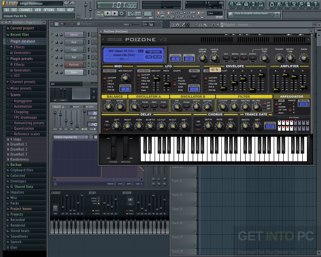 FL Studio Producer Edition 11 R2 + Plugins Bundle Direct Link Download
