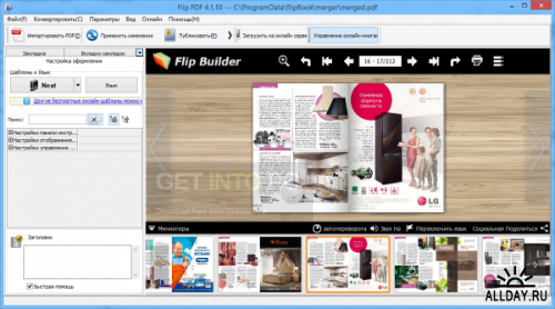 FlipBuilder Flip PDF Professional Latest Version Download