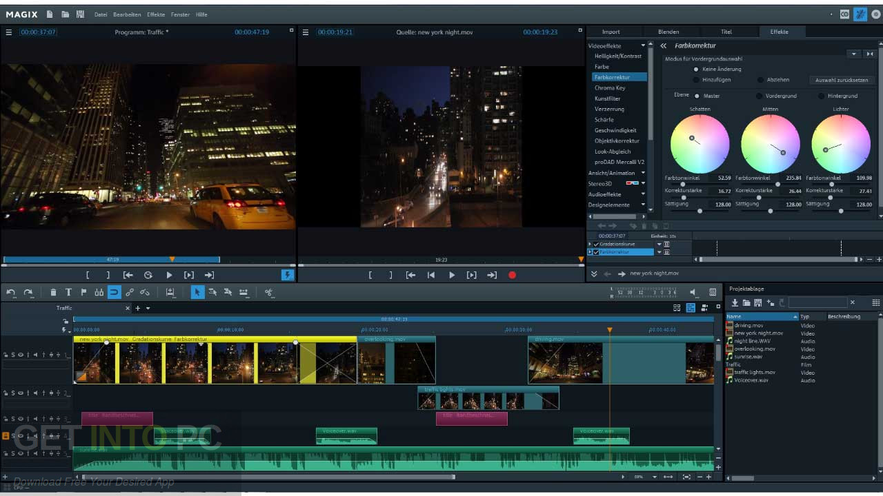 magix video pro x9 system requirements