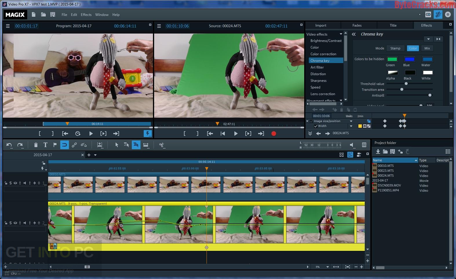 MAGIX Video Pro X8 Latest Version Download
