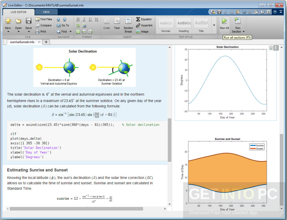 MathWorks MATLAB R2016a Latest Version Download