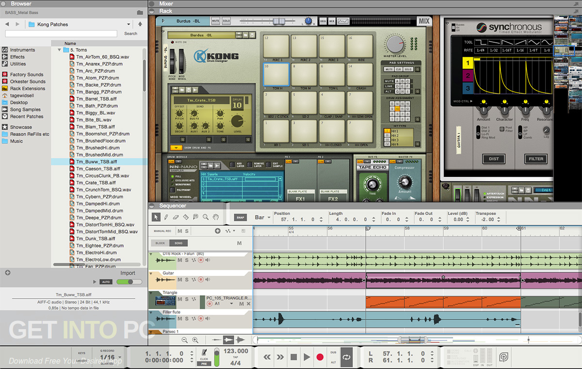 Propellerhead Reason 8 ISO Direct Link Download