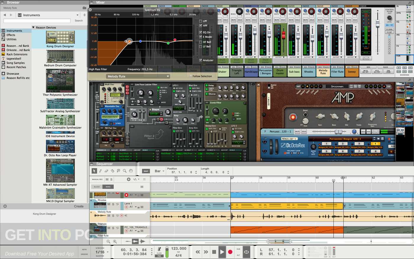 Propellerhead Reason 8 ISO Offline Installer Download