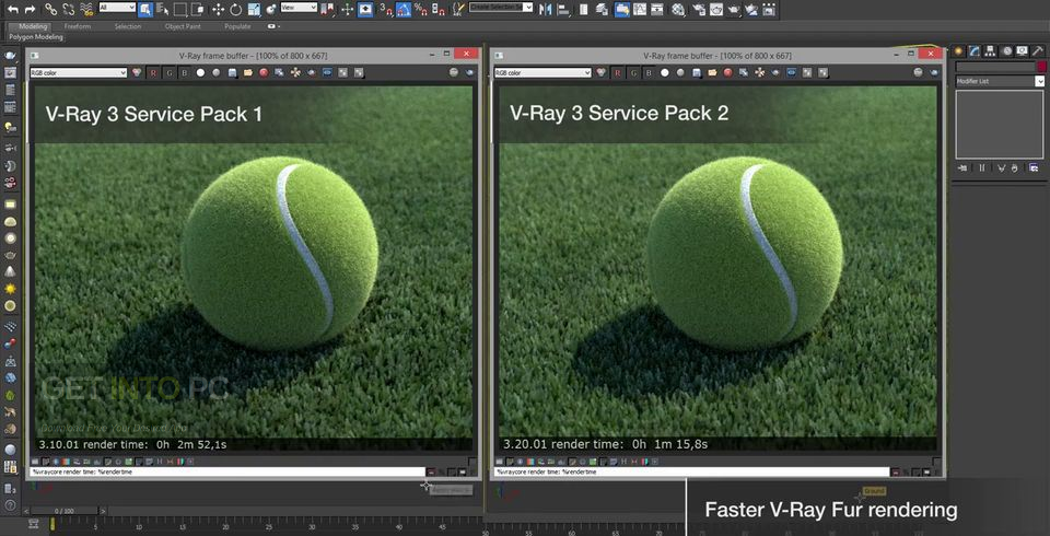 Vray 3.4.01 for Max 2017 Offline Installer Download