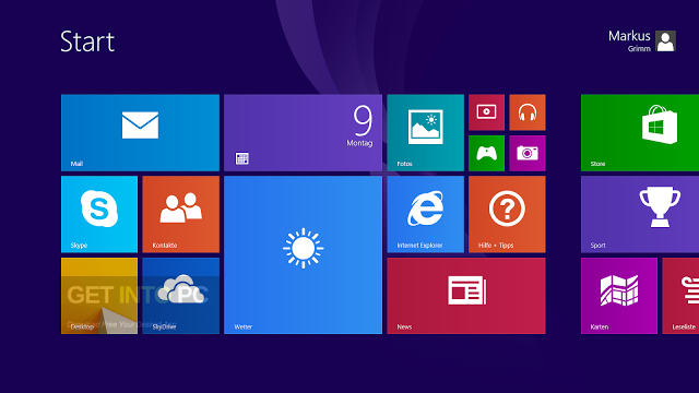 Windows 8.1 Embedded Industry Enterprise 64 Bit ISO Direct Link Download