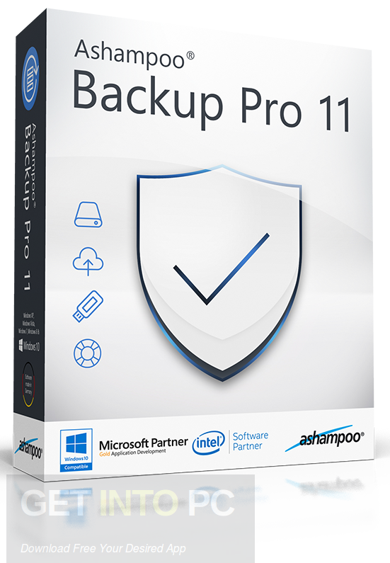Ashampoo Backup Pro 11 Free Download