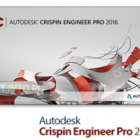Autodesk Crispin Engineer Pro 2016 Free Download