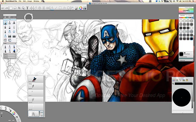 Autodesk Sketchbook Pro Full Version Free Download Pc
