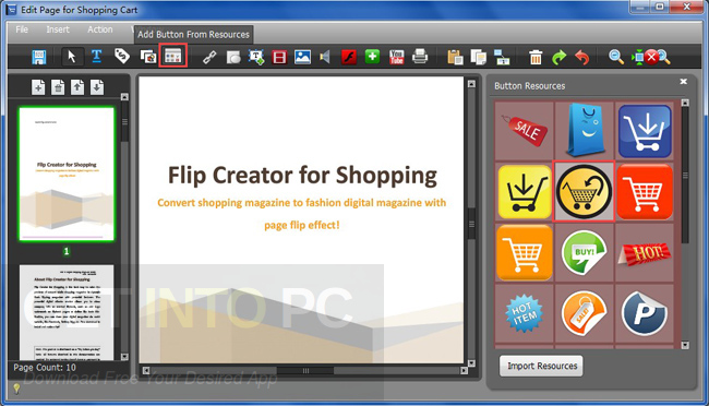 Flip Shopping Catalog Direct Link Download