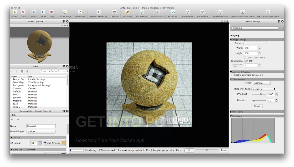 Indigo Renderer For Mac OS X Latest Version Download
