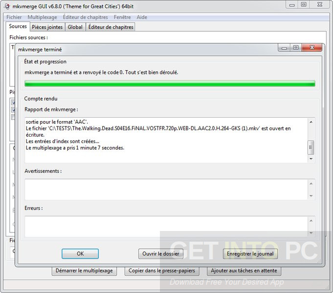 MKVToolNix 10 Offline Installer Download