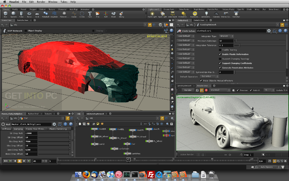 SideFX Houdini v14 Latest Version Download