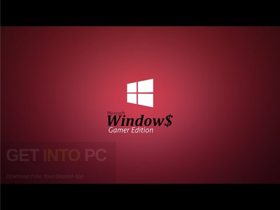Windows 10 Gamer Edition Pro Lite ISO Free Download