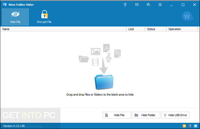 Wise Folder Hider 4 Portable Direct Link Download