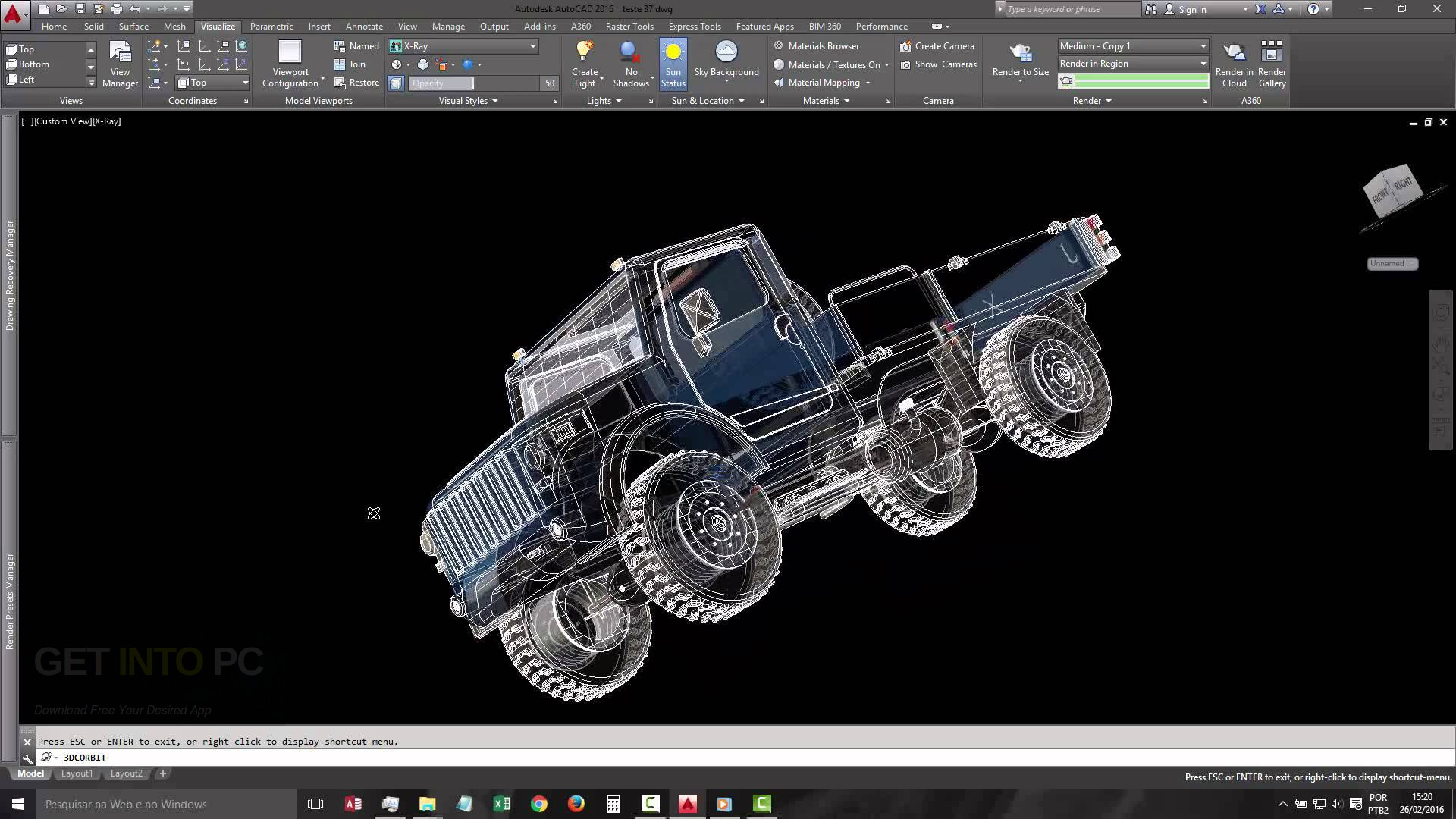 AutoCAD 2018 Direct Link Download