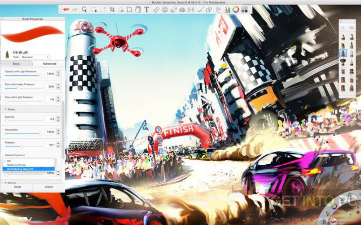 Autodesk SketchBook Pro Enterprise 2018 Latest Version Download