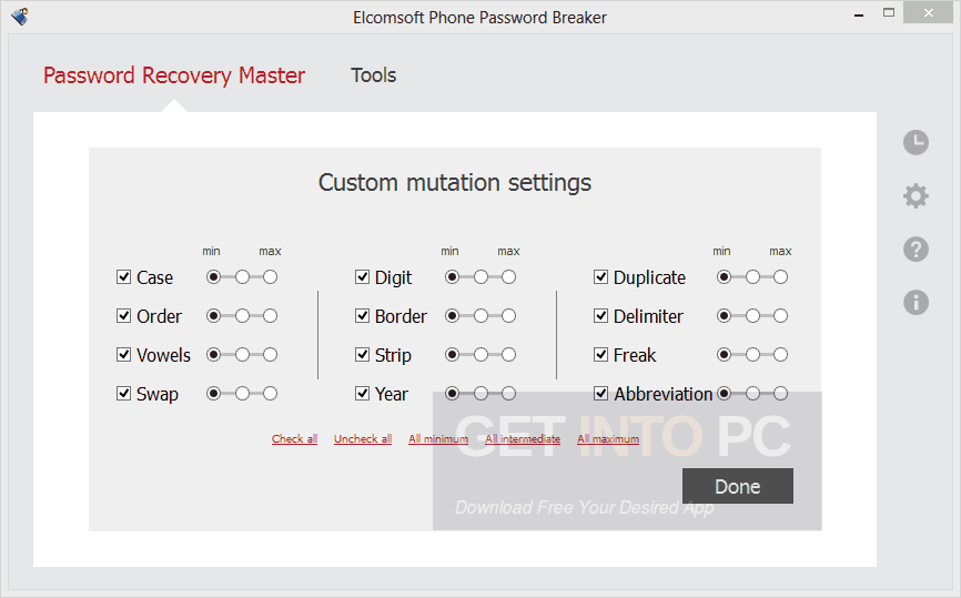 Elcomsoft Phone Breaker Offline Installer Download