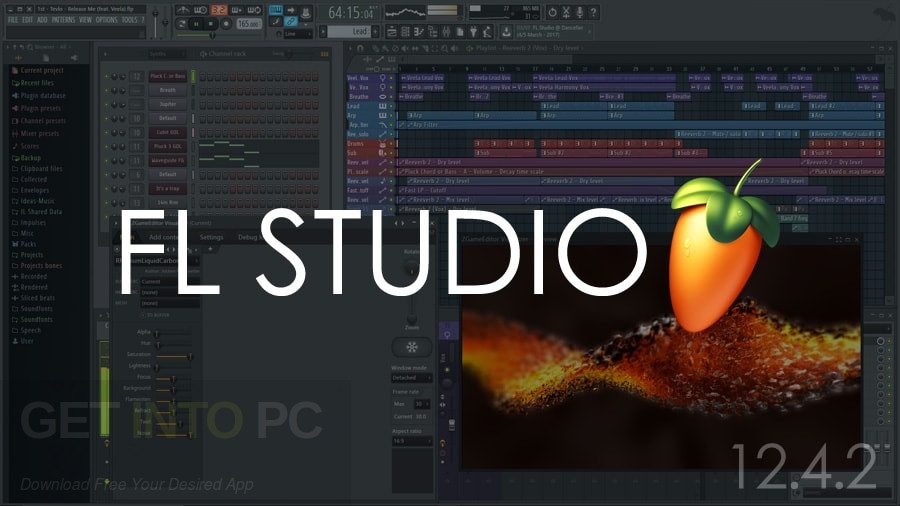 Download FL Studio 12.4.2 [RAW + Regkey] Torrent | 1337x