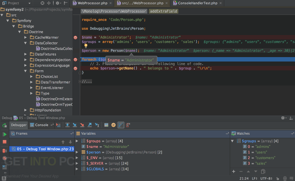 JetBrains PhpStorm 2017 Latest Version Download
