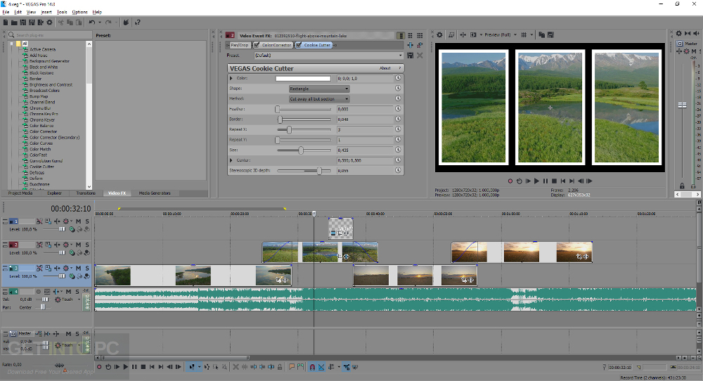 sony vegas pro 13 download 32 bit