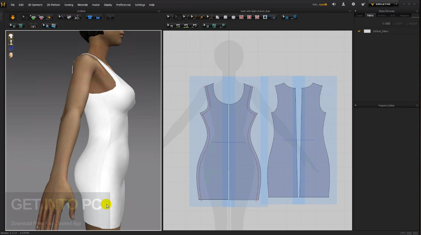 Marvelous Designer 6.5 Enterprise Latest Version Download