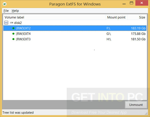 Paragon ExtFS for Windows Latest Version Download
